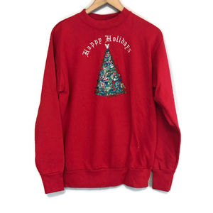 Vintage Ugly Merry Christmas Sweater